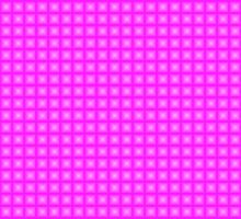 Squares - White + Pink Border by cmmei