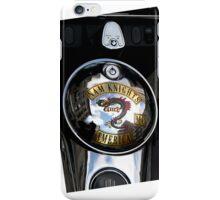 Harley Gas Cap iPhone Case/Skin