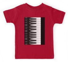 Piano - 2 Octaves Kids Tee