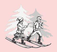 In the Heart of Winter Kids Tee