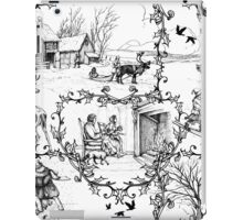 In the Heart of Winter iPad Case/Skin