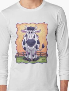 Animal Parade Cow Long Sleeve T-Shirt