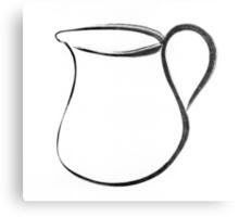 pitcher Metal Print