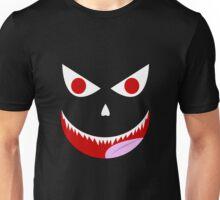 Psychotic Monster Face Unisex T-Shirt