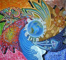 Huge mixture by Alice Zhang