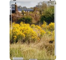 Field of Gold iPad Case/Skin