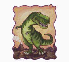 Animal Parade Tyrannosaurus Kids Tee