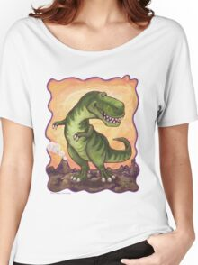 Animal Parade Tyrannosaurus Women's Relaxed Fit T-Shirt