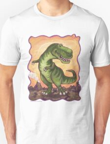Animal Parade Tyrannosaurus Unisex T-Shirt