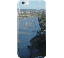 Boats at Gardens Point iPhone Case/Skin