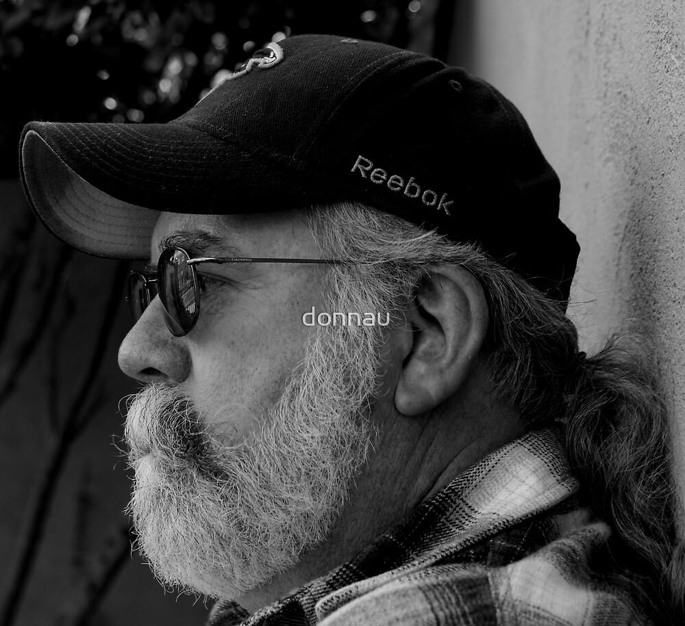 Old Hippie by donnau