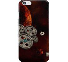 thru the red zone iPhone case iPhone Case/Skin
