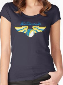 The Wonderbolts Women's Fitted Scoop T-Shirt