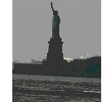 Statue of Liberty by andytechie