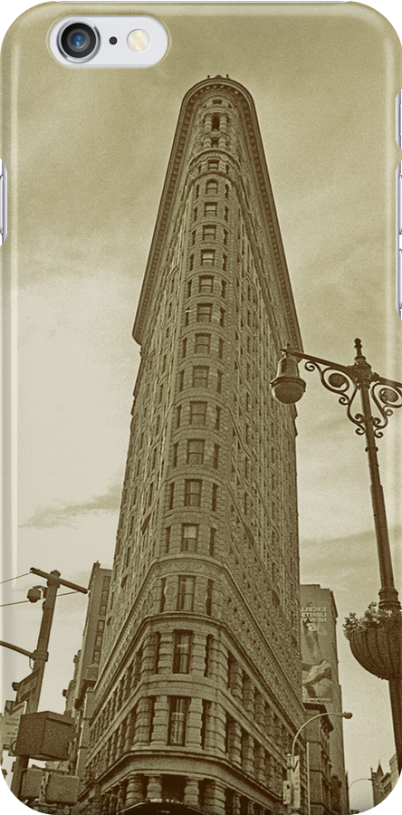 flatiron building, NYC by andytechie