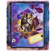 2012 Cirque du Collage page 6 Photographic Print