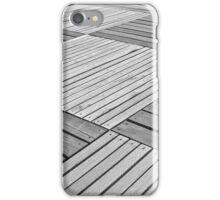 Wooden Decking iPhone Case/Skin