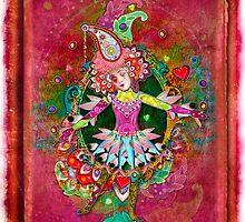 2012 Cirque du Collage page 10 by Aimee Stewart