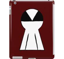 Keyhole Skull iPad Case/Skin