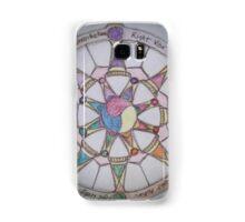 The Wheel of Dharma II Samsung Galaxy Case/Skin