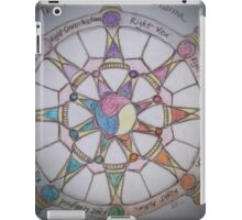 The Wheel of Dharma II iPad Case/Skin