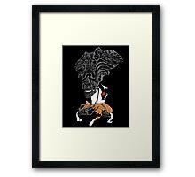 The Godmother. Framed Print