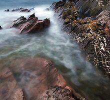 Wembury Point, Devon by Trevor King