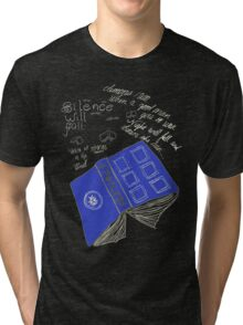 the book of River Tri-blend T-Shirt