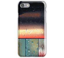 windows and rain iPhone Case/Skin