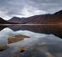 Loch Etive - West Highlands by Trevor King