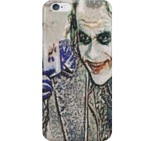 The Joker iPhone Case iPhone Case/Skin
