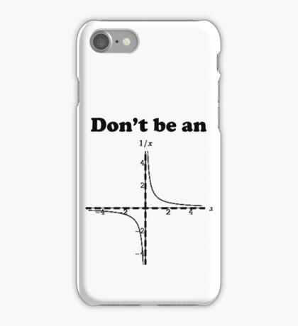 Asymptote iPhone Case/Skin