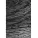 iphone case - black wood surface by ozyardiansyah