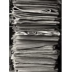 iphone case - old papers  by ozyardiansyah