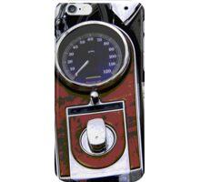 Harley speedo2 iPhone Case/Skin