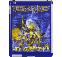 Necromancy, life after death iPad Case/Skin
