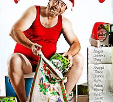 Mr December - Spreading Christmas Beer! by Mick Smith
