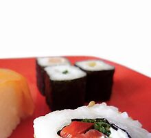 Sushi by lmaiphotography