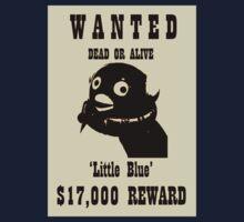 Little Blue Kids Tee