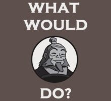 What Would Iroh Do?