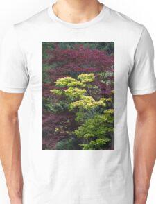 tree in the garden Unisex T-Shirt