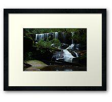 Summersby Falls Framed Print