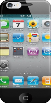 Reverse iPhone Case by iosifskoufos