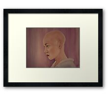 Geisha 2011 Framed Print