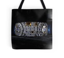 Theta Waves Tote Bag