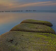Calm Waters! by Krishna Gopalakrishna