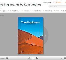 Travelling note book from BLURB by Konstantinos Arvanitopoulos