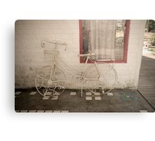take me for a ride in Pai.. Metal Print