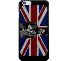 Punk is Not Dead - Sid Vicious - Sex Pistols - Union Jack iPhone Case/Skin