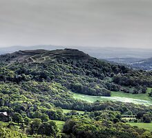 Herefordshire Beacon by Rebsie Fairholm